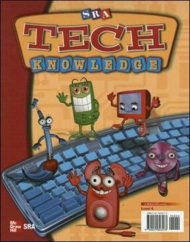 9780075843573: Techknowledge: Level 6 (PAWS with Lang Arts 1 & 2)