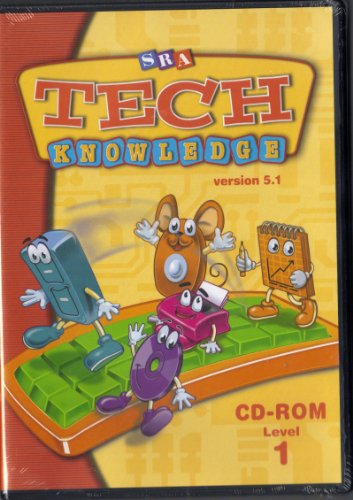 9780075843832: Tech Knowledge: CD Single Version Level 1