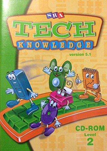 9780075843849: Tech Knowledge: CD Single Version Level 2