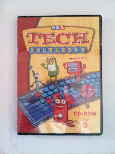 9780075843887: Tech Knowledge: CD Single Version Level 6