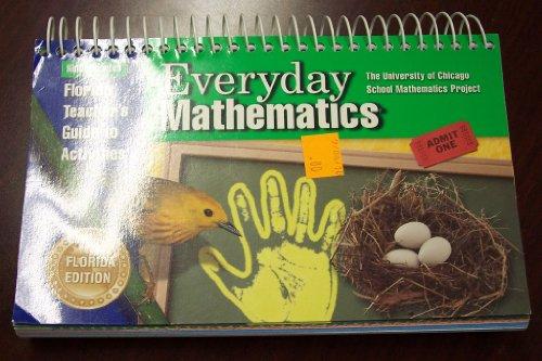9780075844358: Everyday Math: Florida Teacher Guide to Activities Grade K
