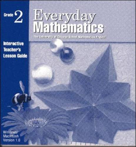 9780075844662: Everyday Mathematics: Grade 2: Interactive Teacher's Lesson Guide CD