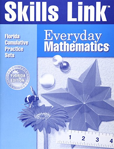 9780075844815: Everyday Math: Florida Skills Link Student Edition Grade 2