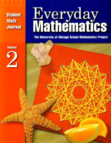9780075844846: Everyday Mathematics, Grade 3: Student Math Journal, Vol. 2