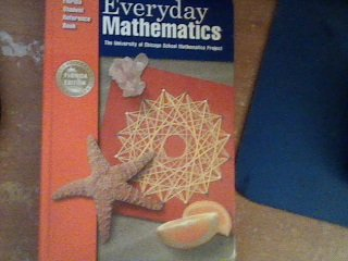 9780075858027: Everyday Math: Florida Student Reference Book Grade 3
