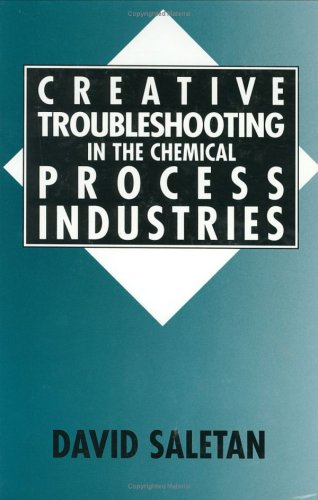 9780075868552: Creative Troubleshooting in the Chemical Process Industries