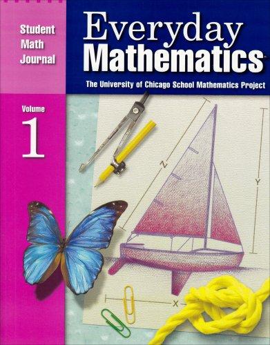 9780076000111: Everyday Mathematics, Grade 4: Student Math Journal, Vol. 1