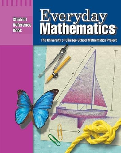 9780076000135: Everyday Mathematics: Student reference book, Grade 4