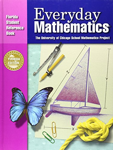 9780076000296: Everyday Math: Florida Student Reference Book Grade 4