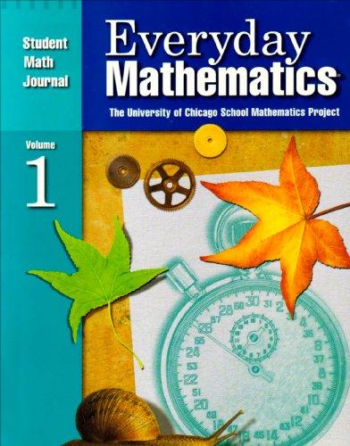 9780076000357: Everyday Math, Grade 5: Math Journal, Vol. 1