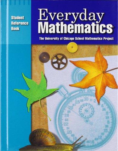 9780076000371: Everyday Mathematics: Student Reference Book, Grade 5