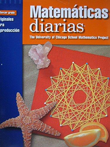 9780076000869: Grade 3: Math Masters/Originales Para Reproduccion