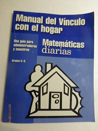 9780076001026: Everyday Math: Home Connection Handbook Grade K-6 Spanish