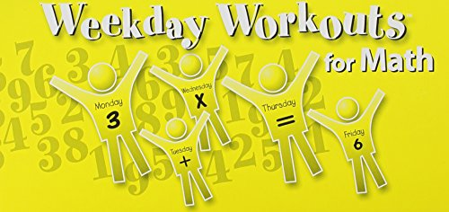 9780076002382: Weekday Workouts for Math