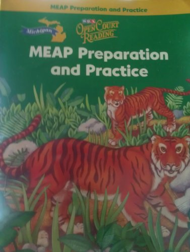 9780076002962: OCR State Specific Test Prep: Meap Workbook Grade 2
