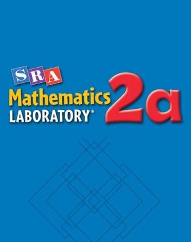 9780076003983: SRA Math Labs: Math Lab 2A Teacher Guide Level 4