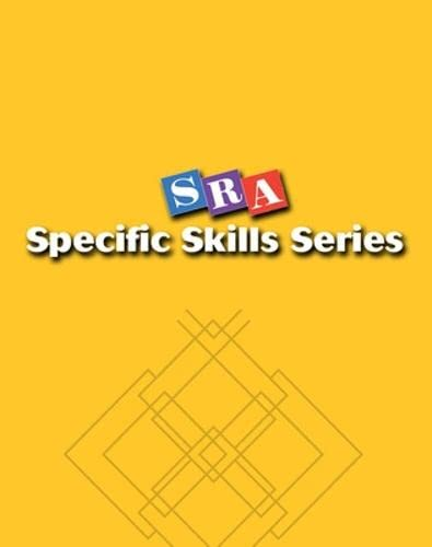 9780076004294: Specific Skills Series for Language Arts - Level E Starter Set