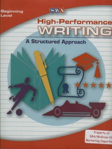 9780076004331: High-Performance Writing Beginning Level, Complete Package (DODDS WRITING PROGRAM)