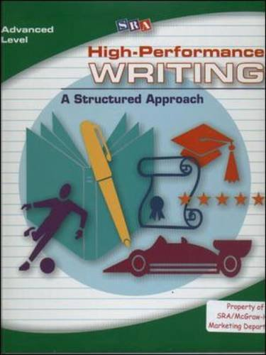 9780076004478: High-Performance Writing - Complete Package - Advanced Level