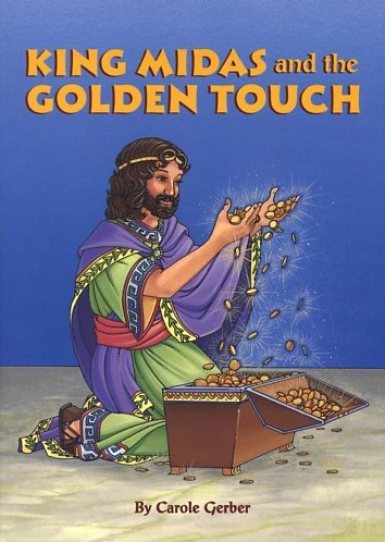 9780076015863: King Midas and the Golden Touch (The Unexpected, Book 8)
