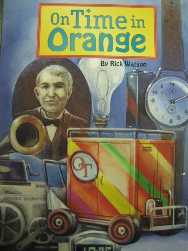 9780076015986: On Time in Orange