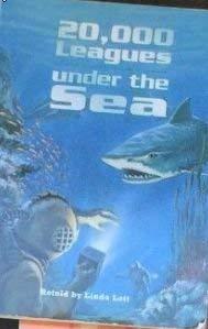 9780076016037: 20,000 Leagues Under the Sea (SRA Reaching Goals)