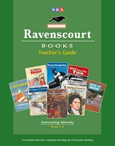 9780076016631: Ravenscourt Books - Overcoming Adversity: Teacher's Guide