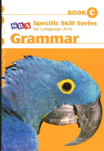 9780076016839: SRA Specific Skill Series for Language Arts: Grammar Book C