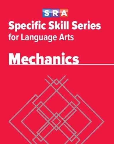 9780076016945: Specific Skill Series for Language Arts - Mechanics Book - Level D