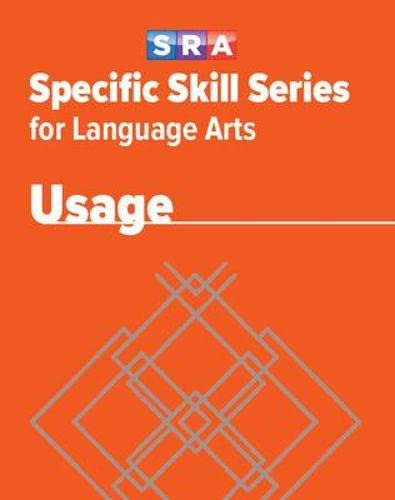 9780076017027: Specific Skill Series for Language Arts - Usage Book - Level E