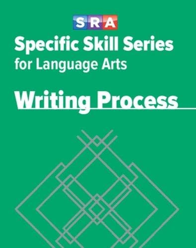Specific Skill Series for Language Arts - Writing Process Book - Level E (0076017087) by Sra