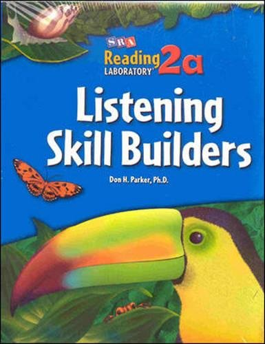 9780076017713: Reading Lab 2a - Listening Skill Builder Compact Discs - Levels 2.0 - 7.0
