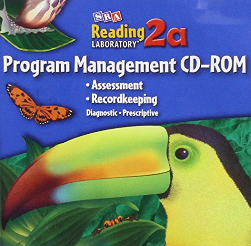 9780076017737: Reading Lab 2a - Program Management/Assessment CD-ROM - Levels 2.0 - 7.0