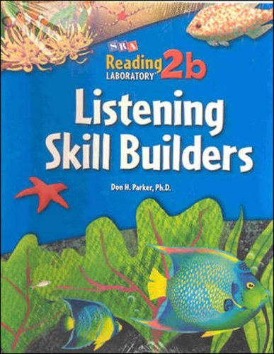 9780076017799: Reading Lab 2b - Listening Skill Builder Compact Discs - Levels 2.5 - 8.0