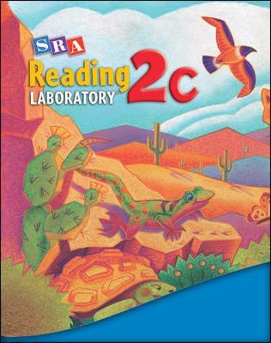 9780076017829: Reading Lab 2c - Complete Kit - Levels 3.0 - 9.0 2004