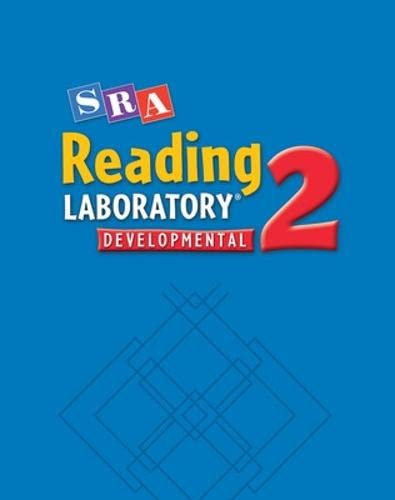 9780076017928: Developmental 2 Reading Lab - Student Record Book (Pkg. of 5) - Levels 2.0 - 5.0: Student Record Books