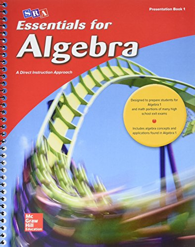 9780076021895: Essentials for Algebra Teacher Materials Package