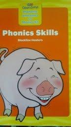9780076022601: SRA Open Court Phonemic Awareness and Phonics Kit - Phonics Skills - Blackline Masters (Level 1)