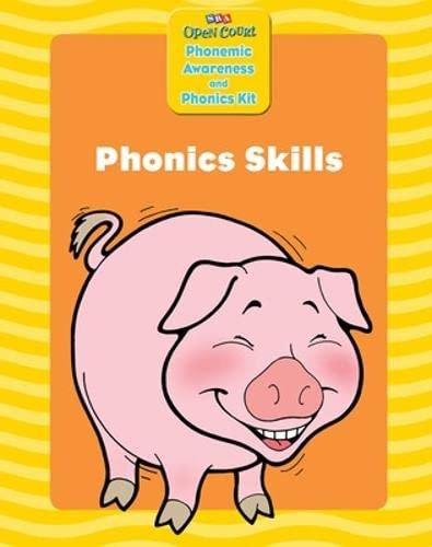 9780076022618: Open Court Phonemic Awareness and Phonics Kit Phonics Skills Workbook, Grade 1 (Open Court Phonics Kits)
