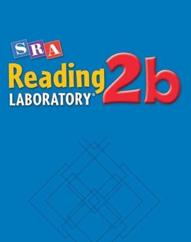9780076022854: Reading Laboratory 2B Power Builders 2004 Edition: Purple