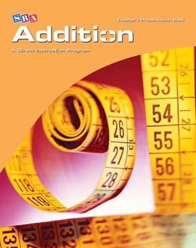 9780076024605: Corrective Mathematics - Teacher Materials (Addition)