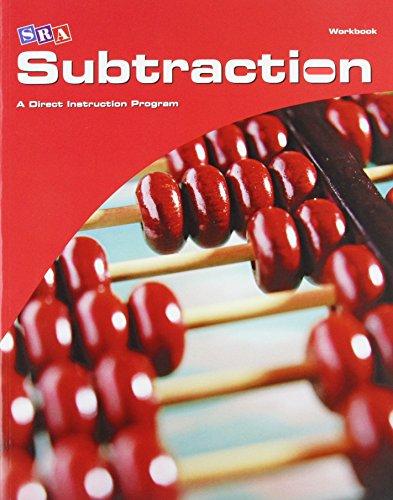 9780076024629: SRA Subtraction - A Direct Instruction Program (Workbook)