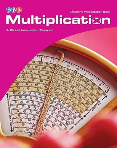 9780076024681: Corrective Mathematics - Teacher Materials (Multiplication)