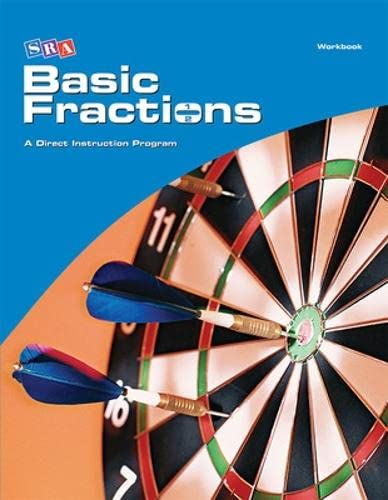 9780076024742: Workbook (Basic Fractions) Corrective Mathematics