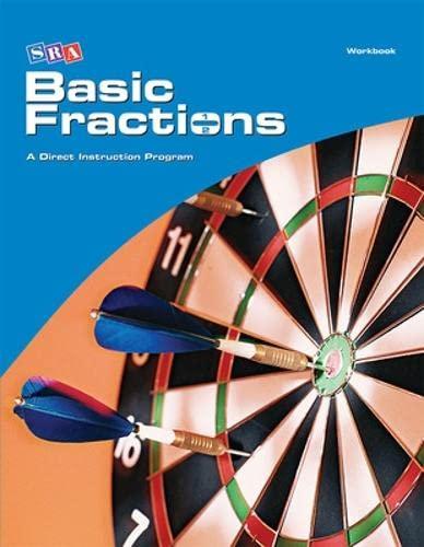 9780076024742: Workbook (Basic Fractions) Corrective Mathematics