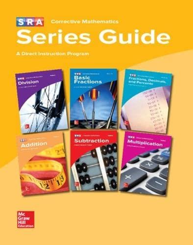 9780076024896: Series Guide Corrective Mathematics