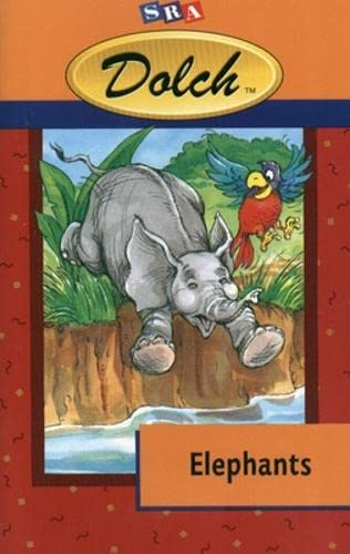 Elephants (First Reading Books) (Dolch Basic Vocabulary): Dolch, Edward, Dolch, Marguerite
