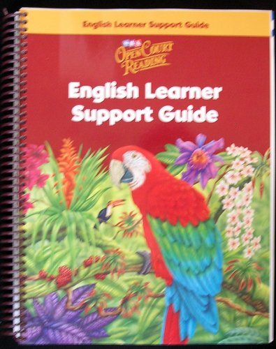 English Learner Support Guide, SRA Open Court Reading LEVEL 6: Hill, McGraw
