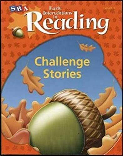9780076026678: SRA Early Interventions in Reading - Challenge Stories - Level 1