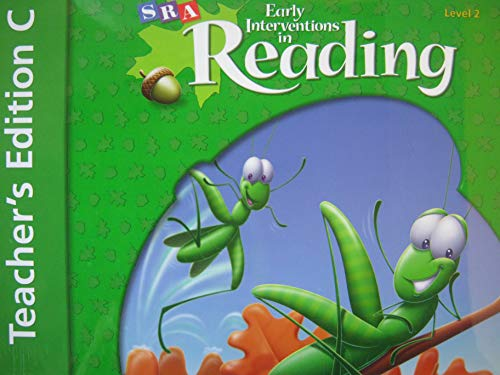 9780076026784: Sra, Early Interventions in Reading, Teacher's Edition C, Level 2 (Early Interventions in Reading, Teacher's Edition C, Level 2)